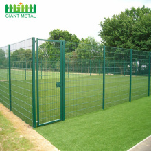 Best selling cheap PVC painted double wire mesh