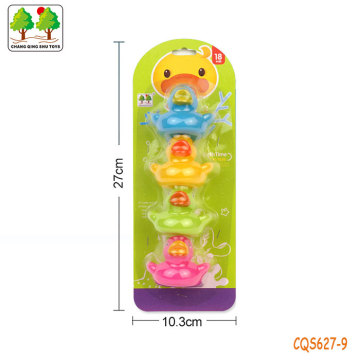 CQS627-9 CQS soft ducks 4PCS with BB sound