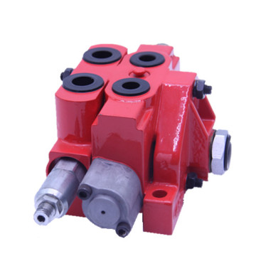 vibrateur concret Sectional Valve