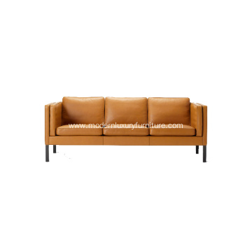 European style Three Seater Sofa Reproduction