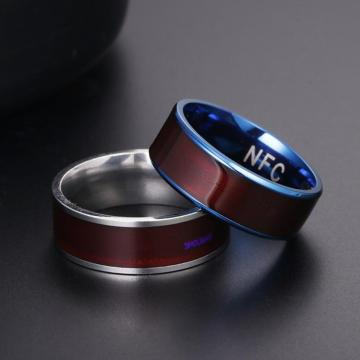 NFC Smart Ring New technology Finger For Smart phone phone NFC Smart Accessories Smart Home Smart Wearable Devices