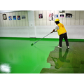 Roll Coated Epoxy Resin Coating