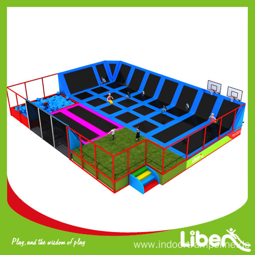 Fun used trampoline for adults