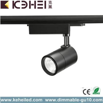 Round Quality Indoor 35W LED Track Lights