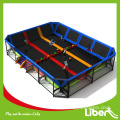 Kids trampoline tent cover