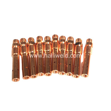 Panasonic 350A welding gun copper contact tip holder