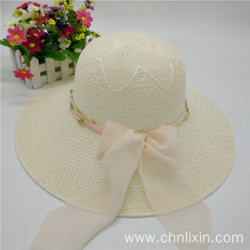 Lady bonnie hat panama sun face shield hat