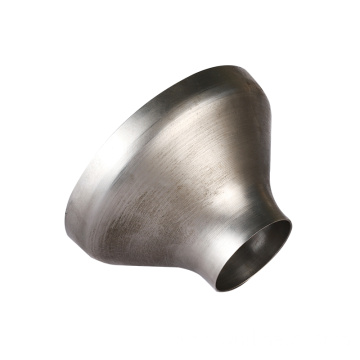custom made stainless steel inox metal spinning cone