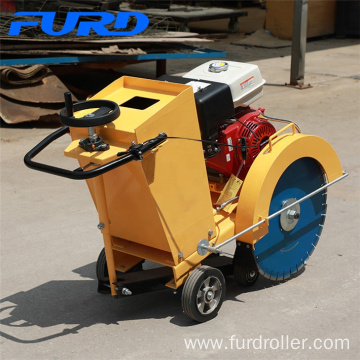 Factory Sell Hand Push Gasoline Road Cutting Machine