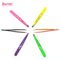 Stainless Steel Hollow Style Eyebrow Tweezers