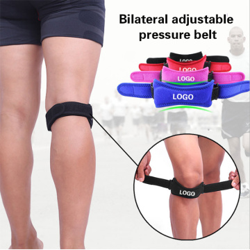 Patella Shock Absorption Knee Band