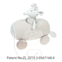 2020 new baby pull toy patent
