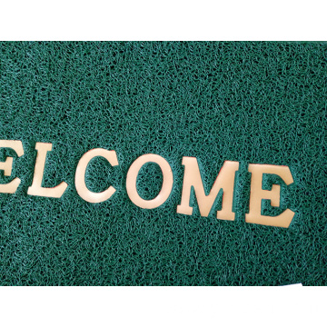 Factory Directly welcome anti-slip door mat