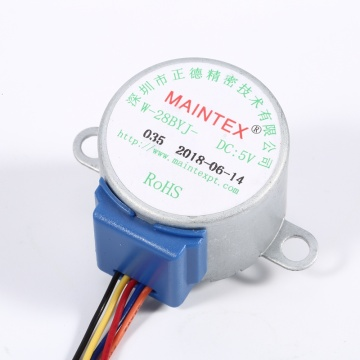 24BYJ48-527 for Inkjet Printer |Waterproof Stepper Motor