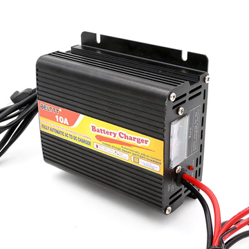 10A Lead Acid Battery Smart Charger