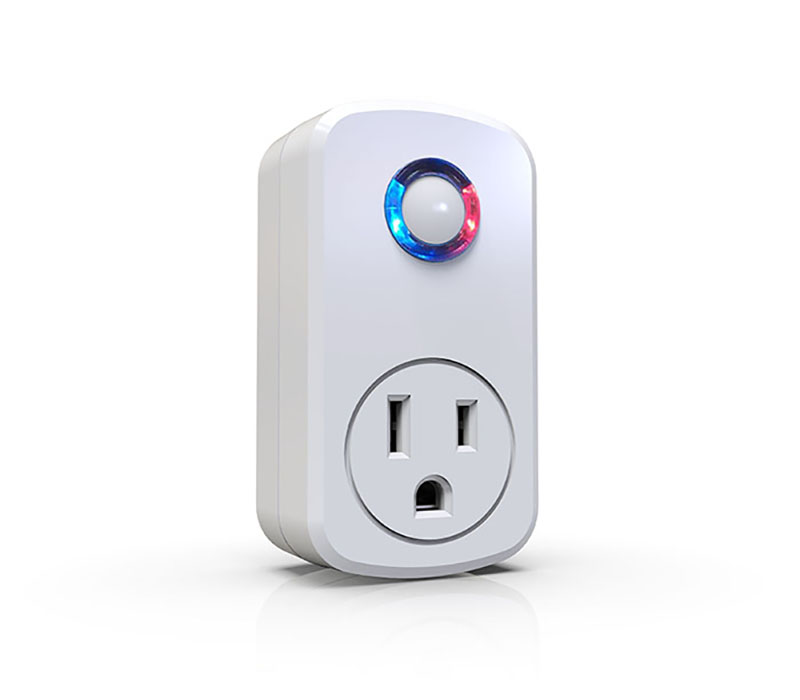 Dual Output Rf Smart Outlet
