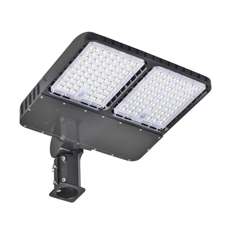 Led Shoebox Light Fixture