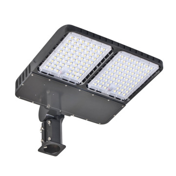 240W LED Shoebox Light Fixture 5000K