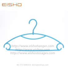 EISHO Adult Blue Plastic Suit Jacket Hanger