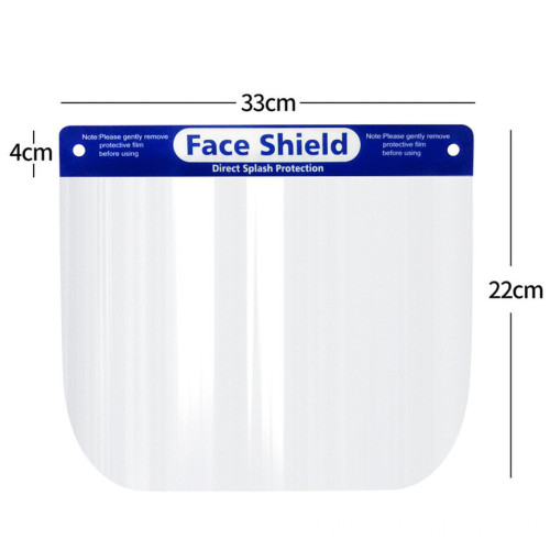 Adjustable Kids Safety Face Shield Protection