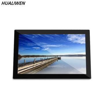 Goods 23.6-inch digital photo frame HD photo album 23.6-inch photo album tempered glass surface