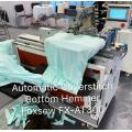 Automatic Coverstitch Bottom Hemmer