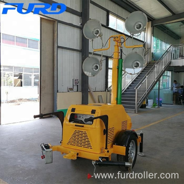 Generator Light Tower with Long Working Times FZMT-S1000