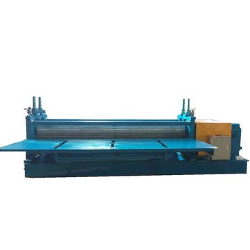 Aluminium Thin Board Transverse Roof Sheet Making Machine