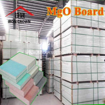 Construction& Decoration Sound & Heat Insulation MgO Board