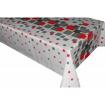 Pvc Printed fitted table covers Jcpenney Table Linens