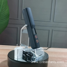 rechargeable curling styler