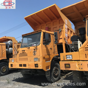 Used Mining Overlord 6x4 Mining Truck