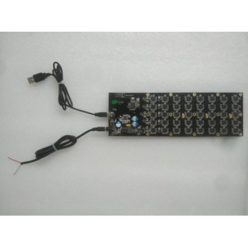 YUNHUI used LTC miner USB miner Gridseed blade1.5-2.5M one pcb with cables better than zeus miner ANTMINER U1 U2U3