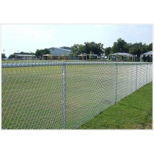 Factory supply Galvanized Chain Link Fencing hot sale