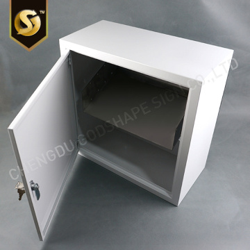 White Metal Mailboxes Letterboxes
