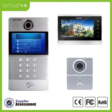 IP Apartment Building Intercom Systems