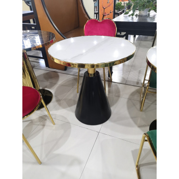 Modern classic Marble Coffee side Tables