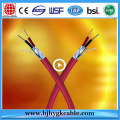 electric power bare copper stranded fire alarm cable