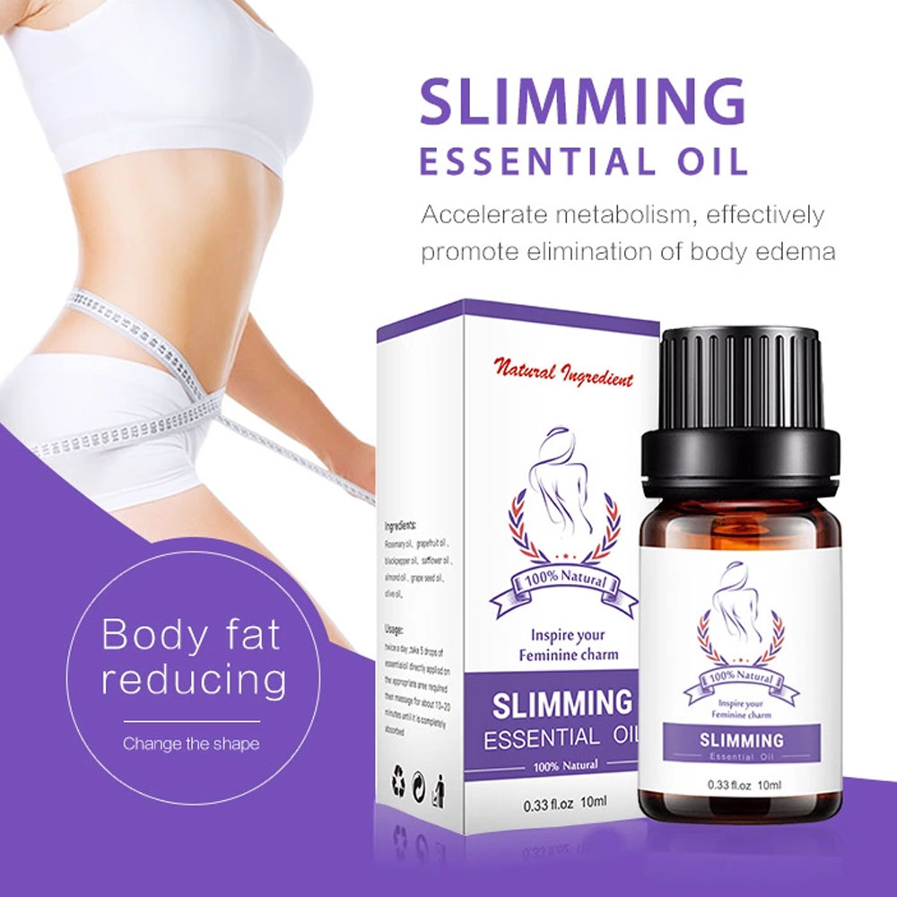 slimming body oil