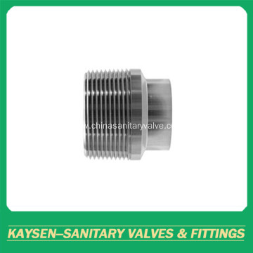 Sanitary NPT male adapter(19WBF NPT)
