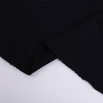 Customized 100% Polyester Plain Knitted Terry Fabrics