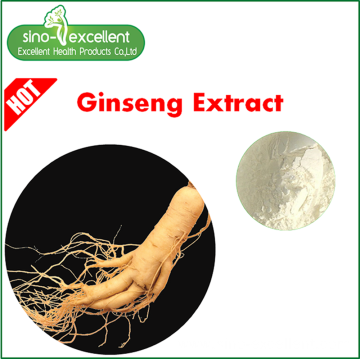 Low pesticide residues panax ginseng leaf extract