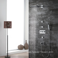 Four Function Brass Cold And Hot Shower Faucet