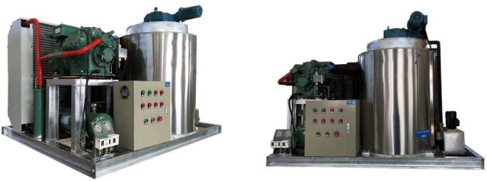 ice flake making machine
