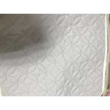 Grey Color Ultrasonic Microfiber Fabrics