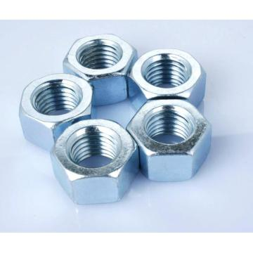 Hight quality zinc plated brass nut