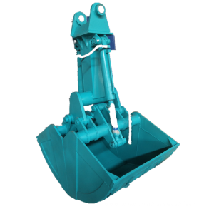 Multi-functional Excavator Shell Bucket