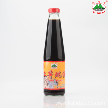 500g Glass Bottle Oyster Sauce