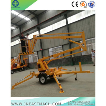 20m Trailing Telescopic Hydraulic Boom Lift