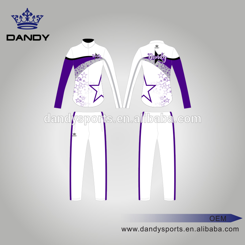 varsity cheerleading uniforms